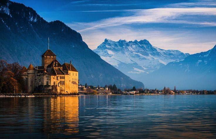 Suisse - Globe Secret