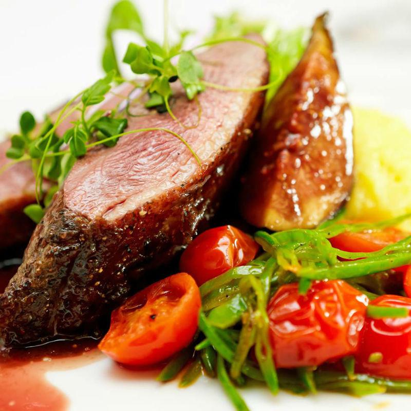 Beispiel: Kulinarische Spezialitäten, Foto: Hotel Chirstkindlwirt.