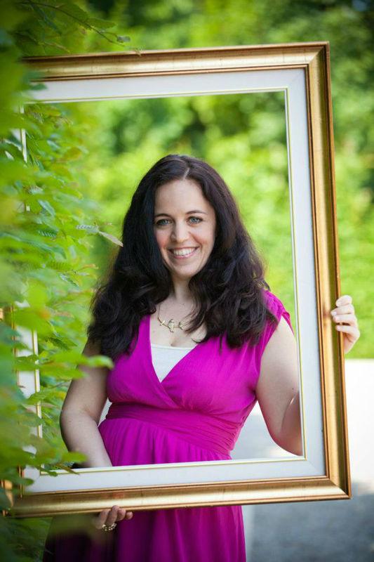 Beispiel: Teresa Anna Satke, Foto: Delightful Voices.