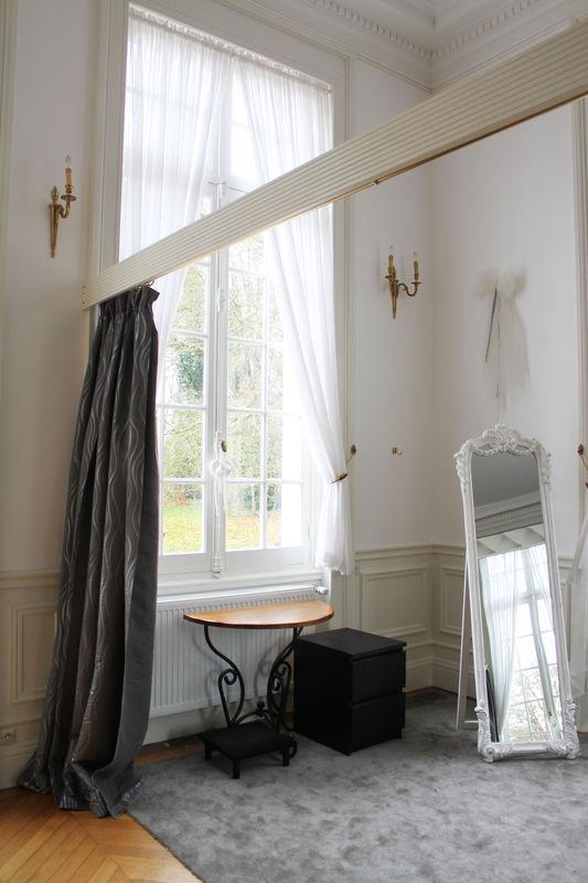Les salons d'essayage au Château Blanc Olivier Sinic