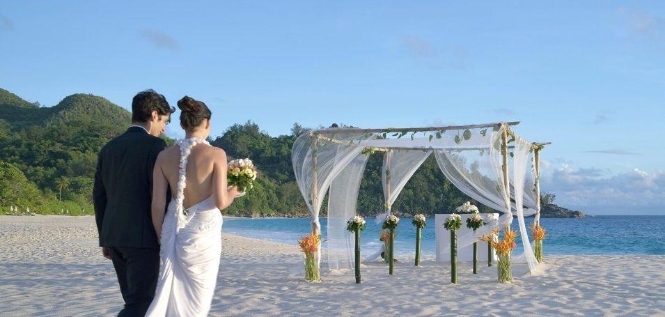 Heiraten im Paradies,  Seychellen - Banyan Tree