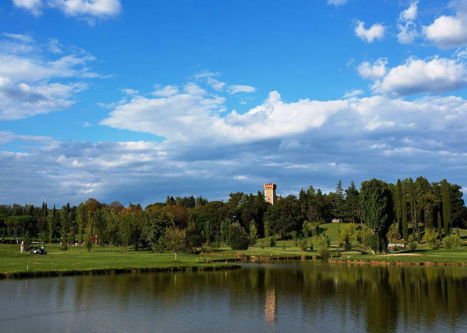 Vista dal golf club