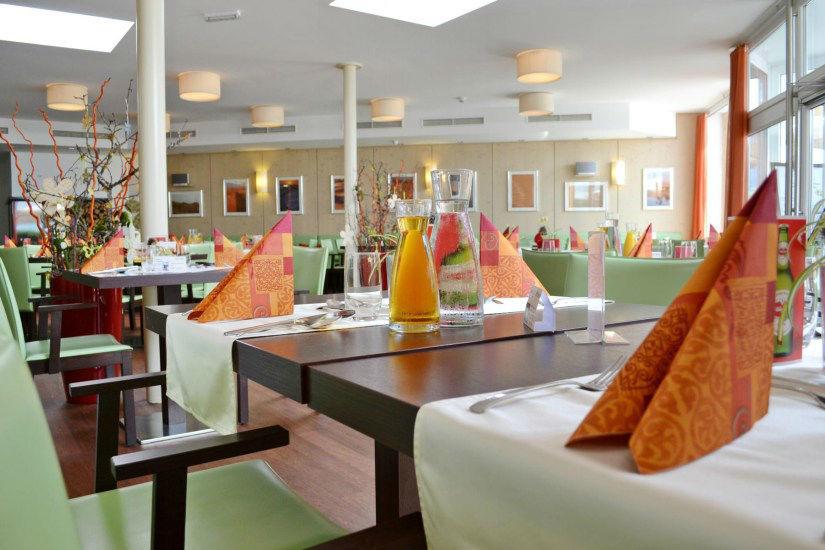 Beispiel: Eindruck vom Restaurant, Foto: Hotel eduCare.