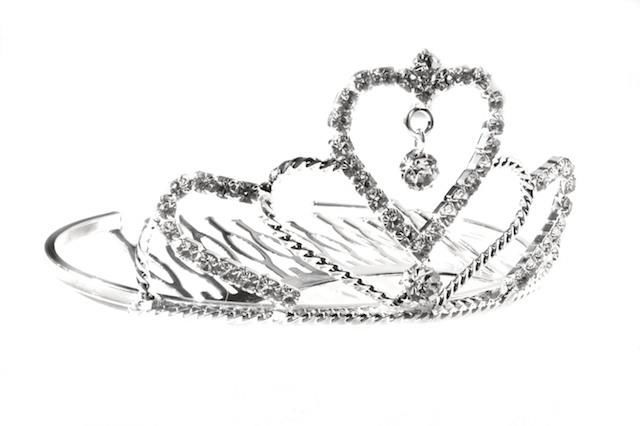 Arya Italian Jewels - Accessori Acconciatura matrimonio- Pettinino Tiara Sposa con Swarovski