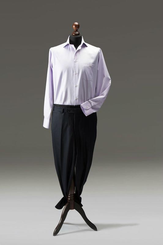 Beispiel: Männerhemden, Foto: Tricia Ze.