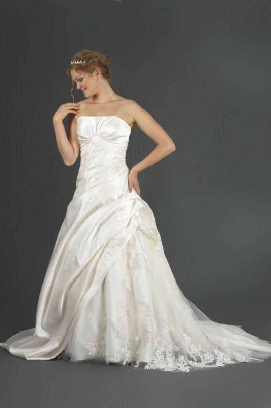 Beispiel: Brautkleider für jeden Geschmack, Foto: Prinzessin Brautmode.