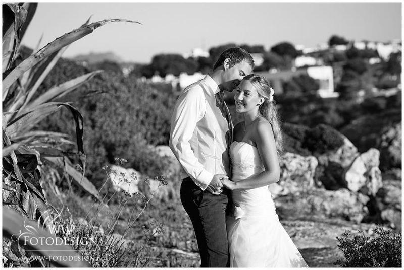 Beispiel: Romantische Hochzeitsfotos, Foto: WW Fotodesign.