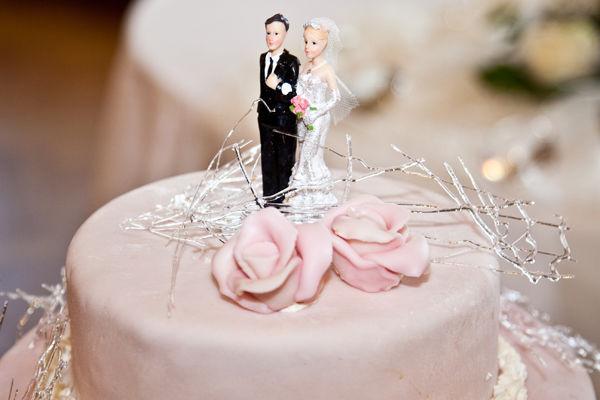 Beispiel: Romantische Hochzeitstorten, Foto: conditoria.