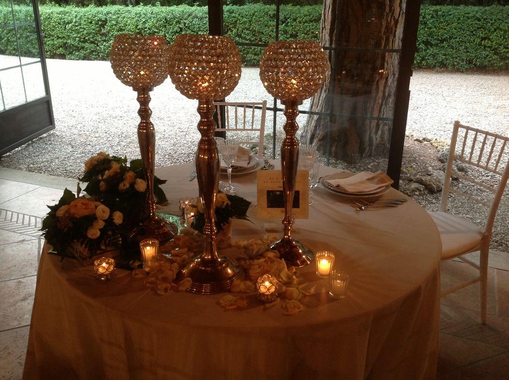Evento Ideale: Tavolo Sposi