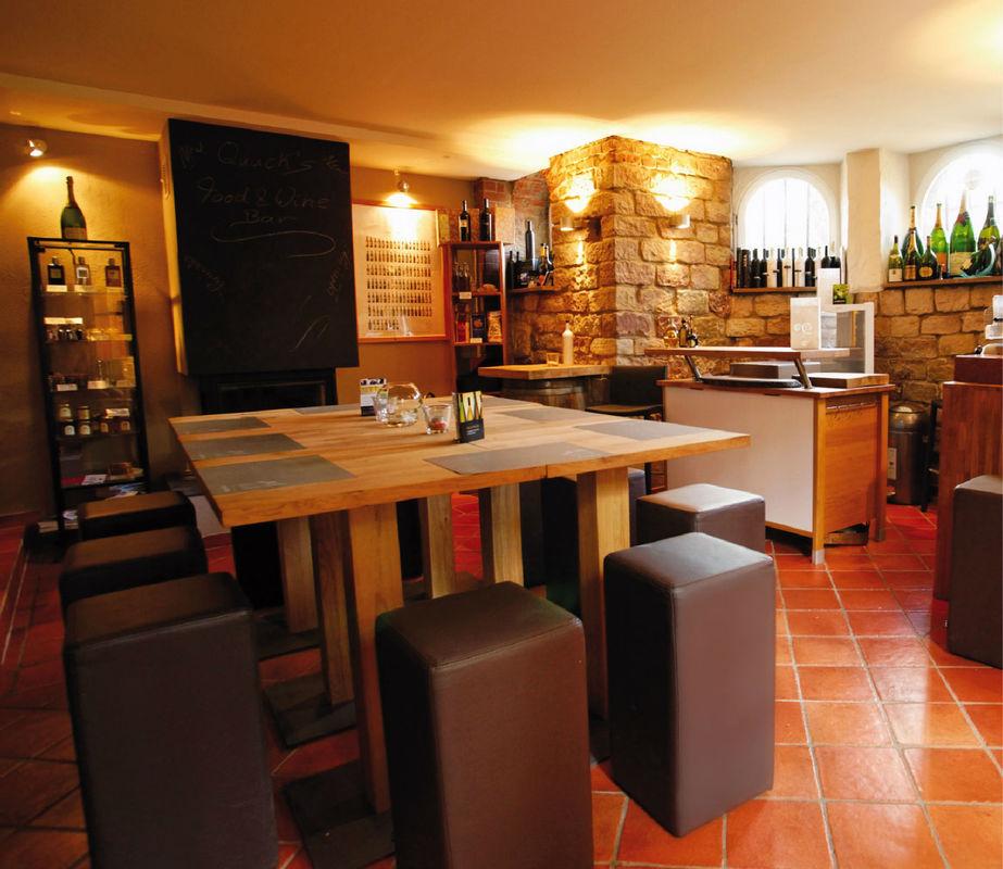 Beispiel: Bar, Foto: Restaurant Quack.