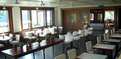 Beispiel: Restaurant, Foto: Hotel FloraAlpina.