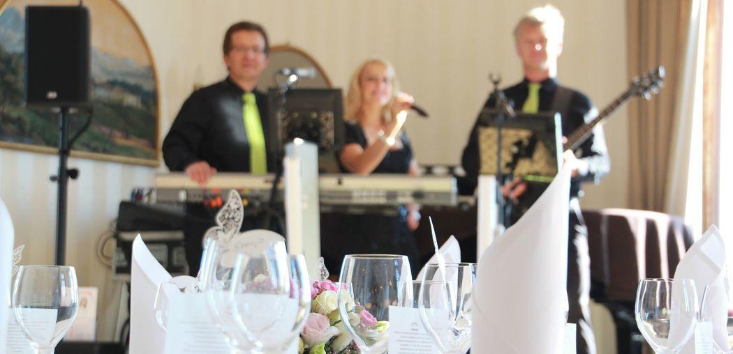 Caipirinha als Trio im Schloss Montfort Langenargen