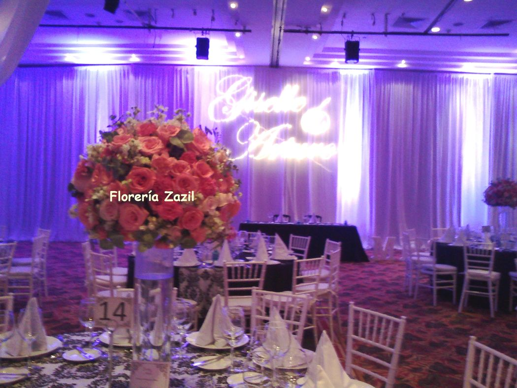 Decoración de bodas y eventos! No importa el tamaño de evento.