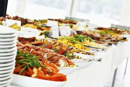 Beispiel: Verwöhnen Sie Ihre Gäste, Foto: CCB Catering Company Brok.