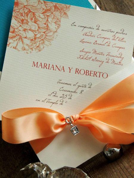 Invitaciones originales y elegantes para bodas, en Guadalajara: Artik Sociales
