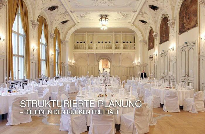 Beispiel: Hochzeitsgedeck, Foto: FPS Catering.