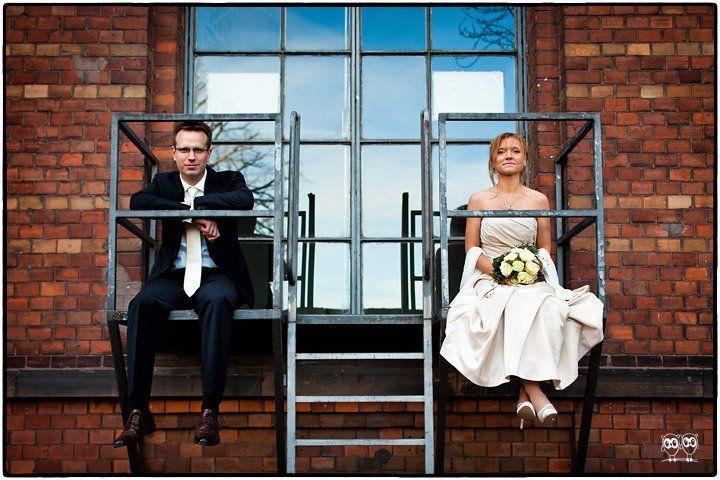 Beispiel: Kreative Ideen für Ihre Hochzeitsfotos, Foto: Kajul Photography.