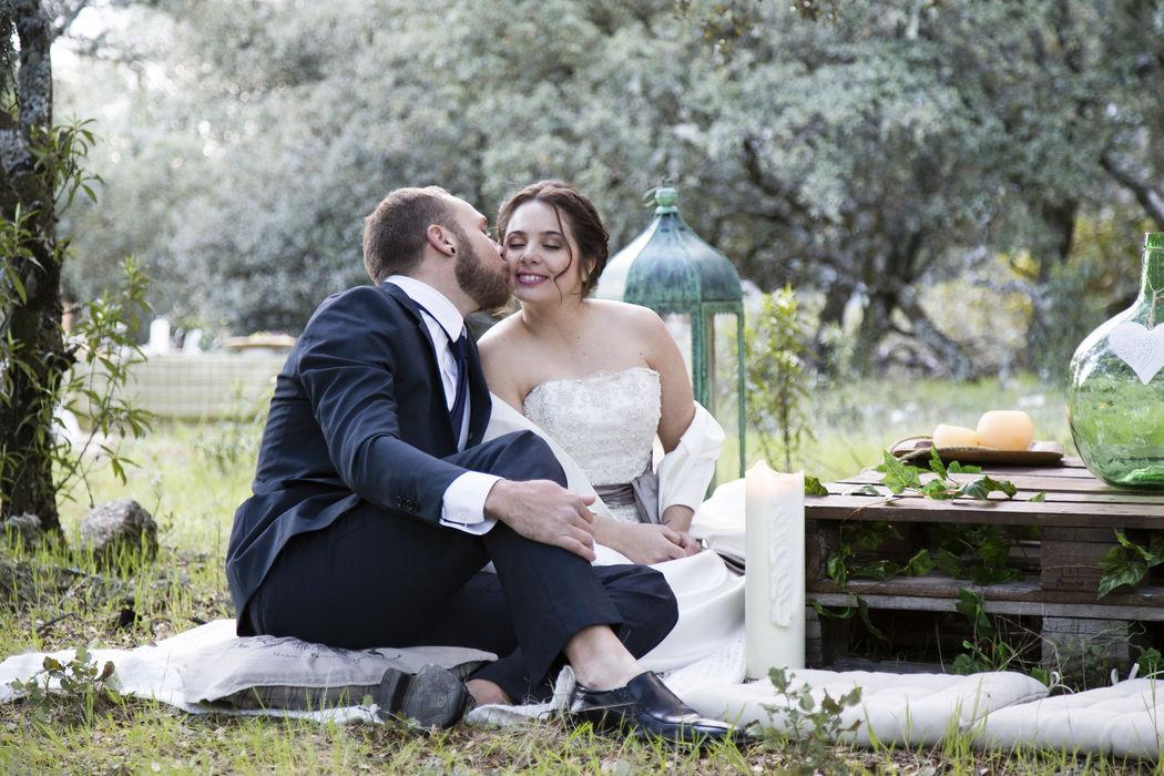 Bodas & Alegria Decoración de boda handamde