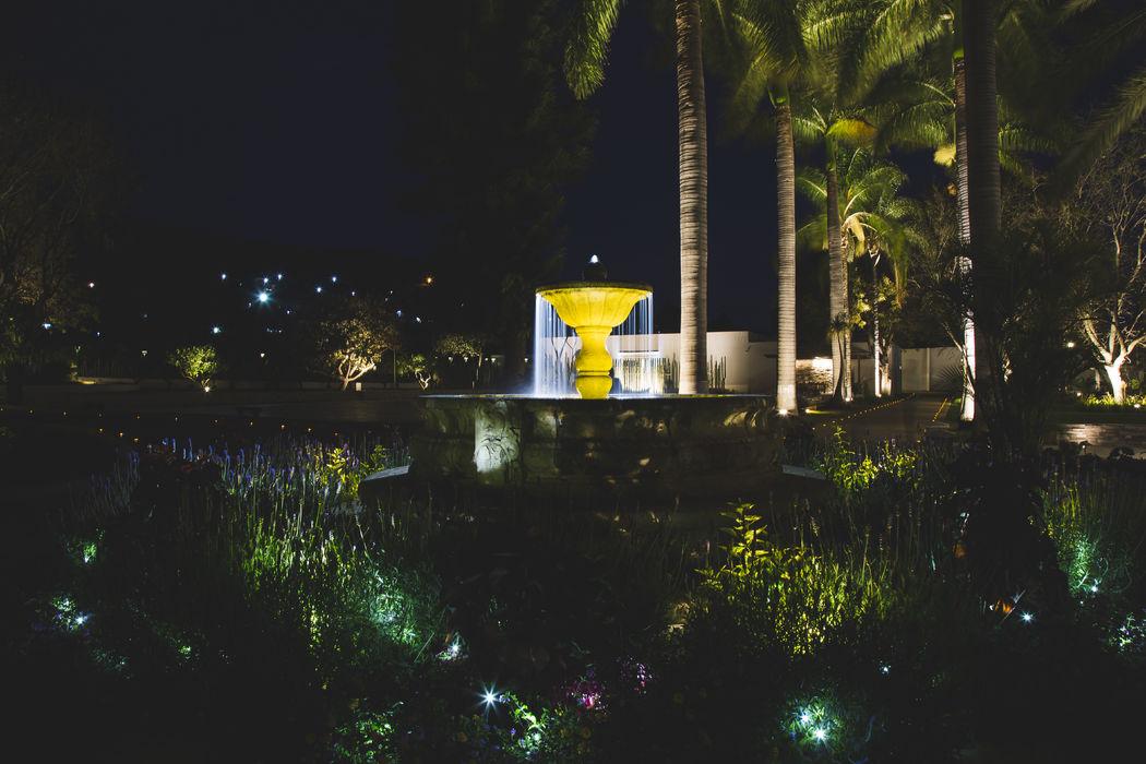 Iluminación - Casa Don Luis - Oaxaca.