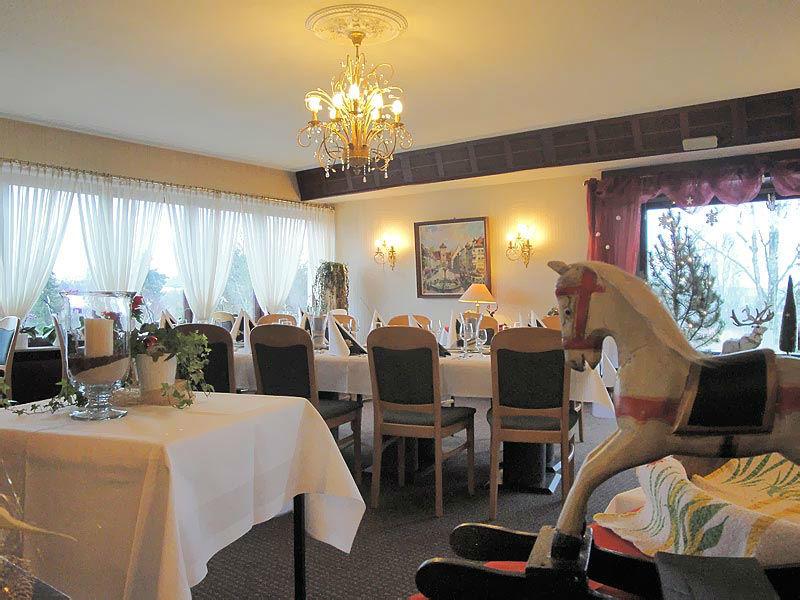 Beispiel: Räumlichkeiten, Foto: Hotel Restaurant Diegner.