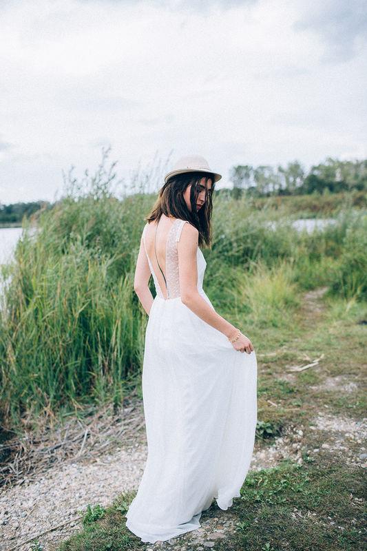 robe Gabin | Aurélia Hoang