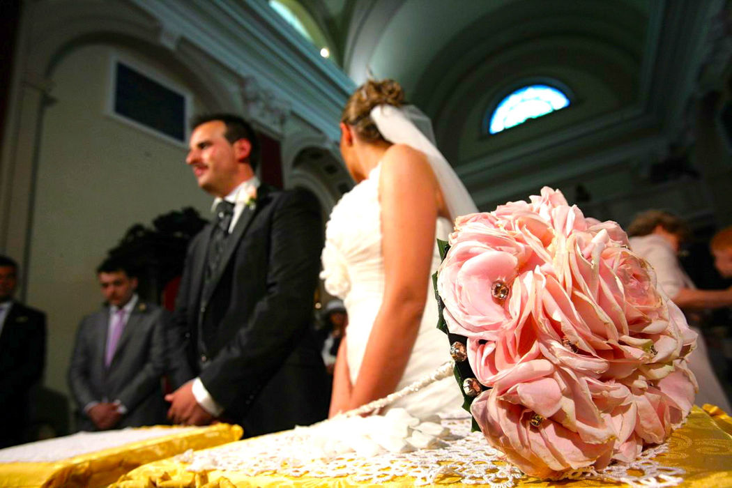 Bouquet sposa romantica