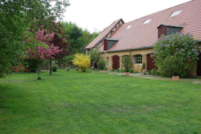 Beispiel: Innenhof, Foto: Gut Wendgräben.
