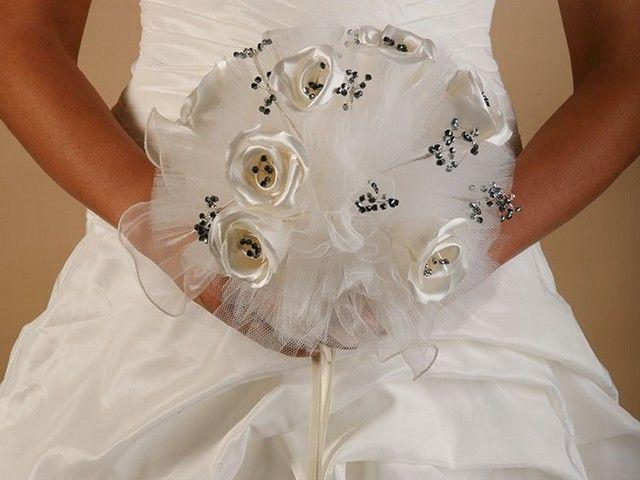 Bouquet de mariée Dejean