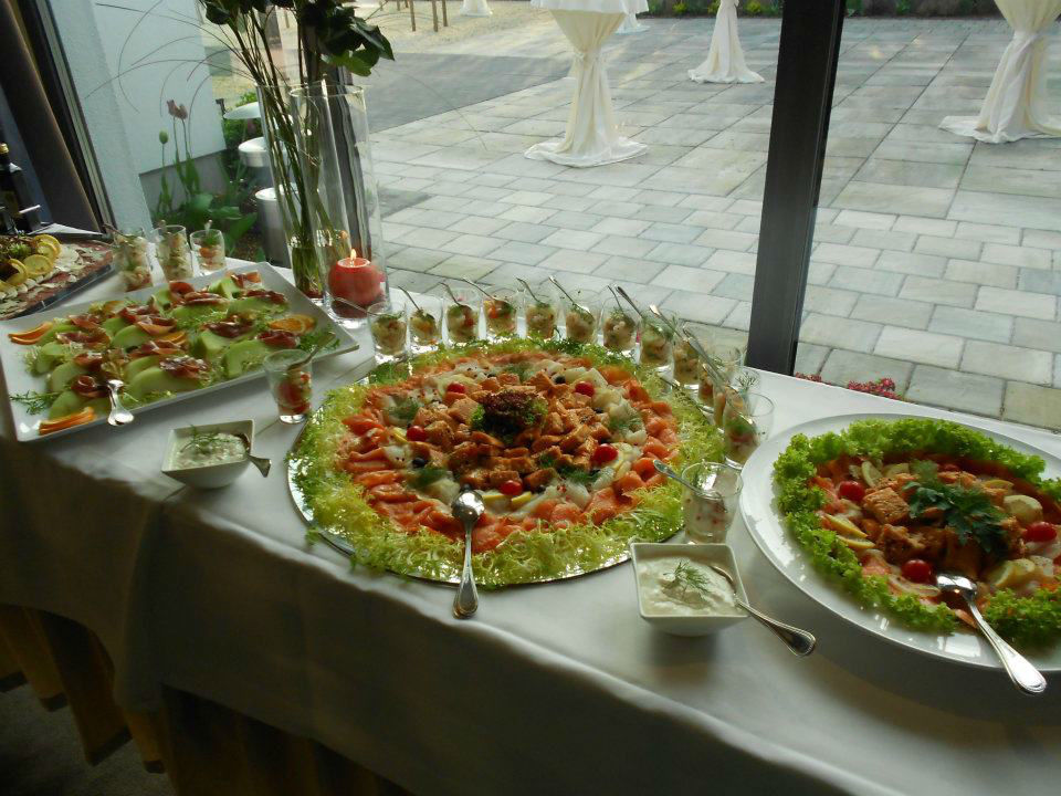 Beispiel: Buffet, Foto: Hotel Heinz.