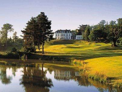 Paris country club-Domaine de béthemont