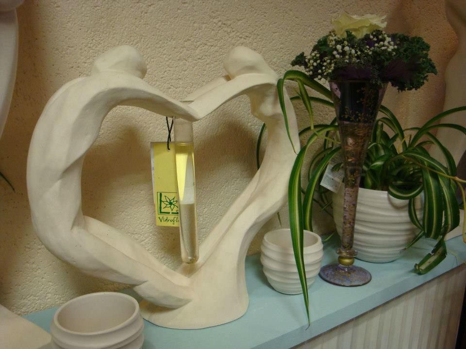 Beispiel: Dekoration, Foto: Blumenhaus Gloeden.