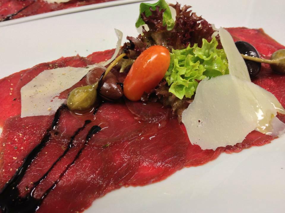 Beispiel: Kulinarische Köstlichkeiten, Foto: Seecafe Restaurant Spitzvilla.