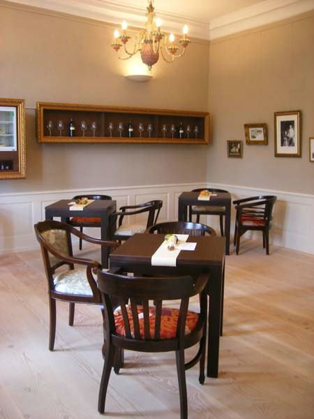 Beispiel: Restaurant, Foto: Schloss Grube.