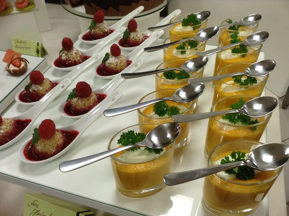 Beispiel: Dessertbuffet, Foto: Konditorei Pernsteiner.