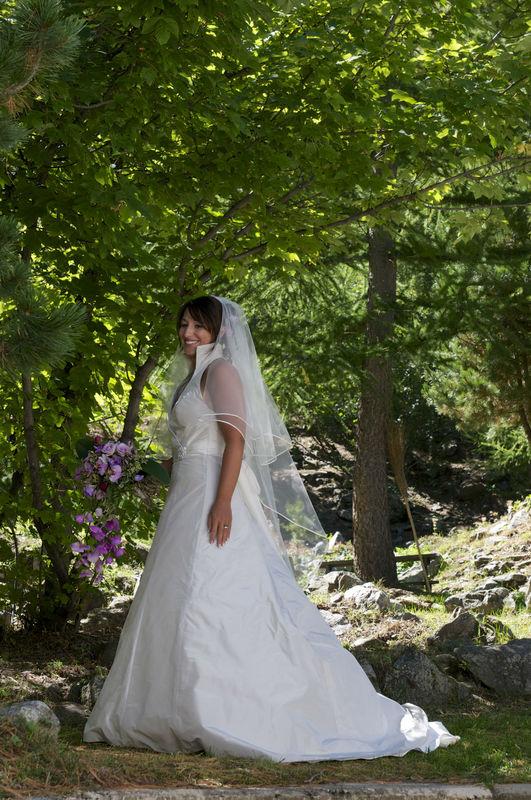Sposa sui monti