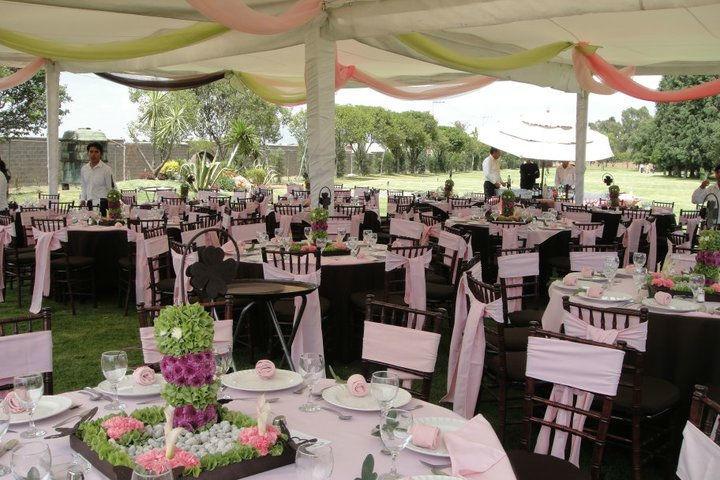 Hotel para bodas en Puebla - Foto La Huerta Golf & Hotel