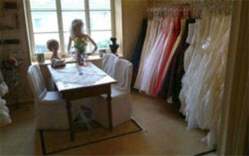 Beispiel: Räumlichkeiten - Geschäft, Foto: Bea´s Hochzeits- und Fest- Boutique.
