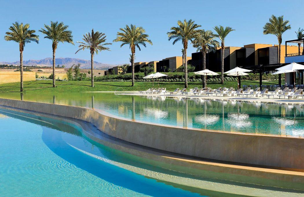 Verdura Resort, infinity pool