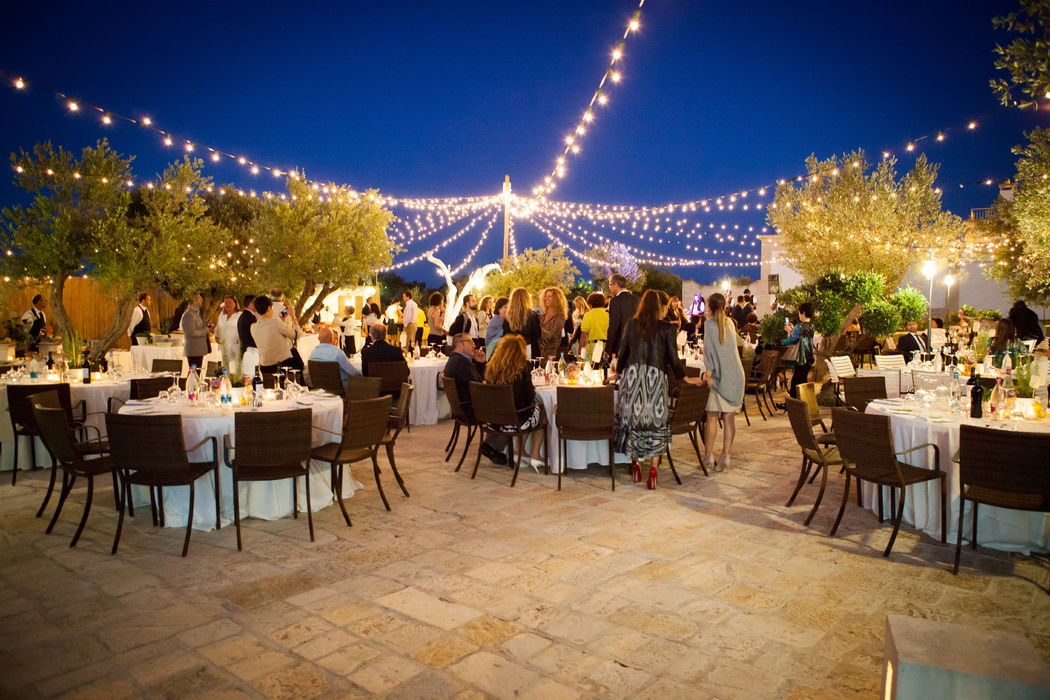 Country Wedding in Puglia