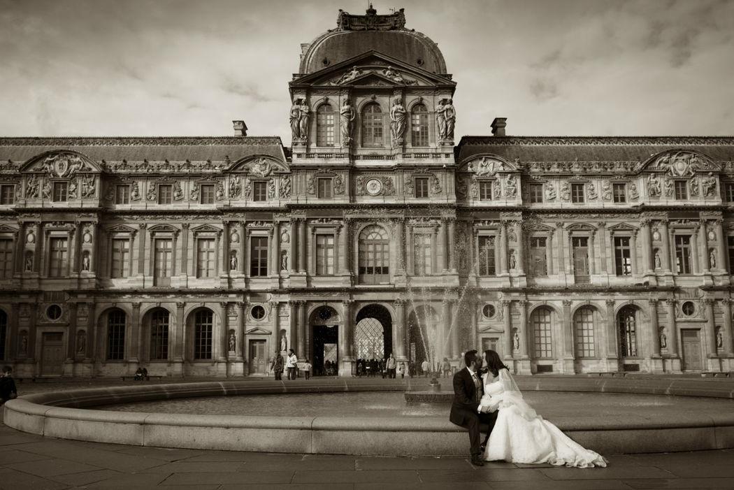 fotógrafo post-boda Paris