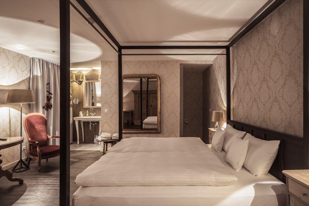Beispiel: Hotelzimmer, Foto: Greuterhof Islikon.