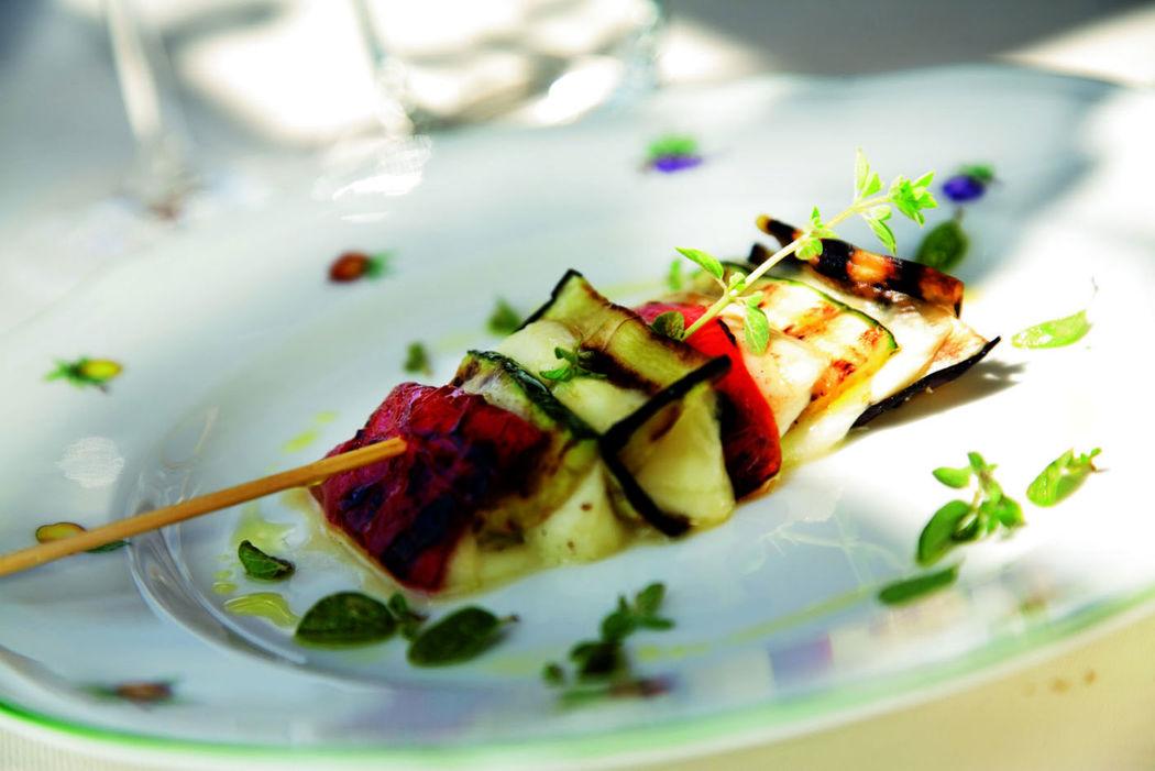 I piatti dello chef Carlo Grimaldi