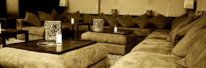 Beispiel: Lounge, Foto: Turnhalle St. Georg.