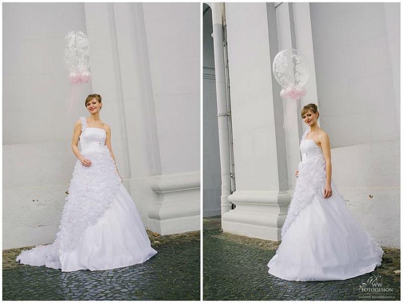 Beispiel: Portrait der Braut, Foto: WW Fotodesign.