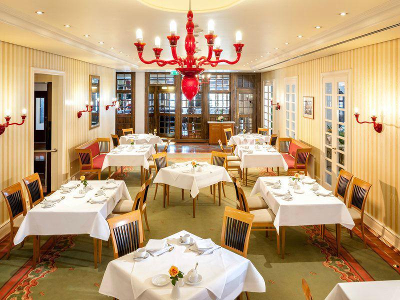 Beispiel: Restaurant Carl Alexander, Foto: Dorint am Goethepark Weimar.