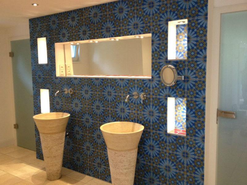 Beispiel: Badezimmer, Foto: Le Marrakech.