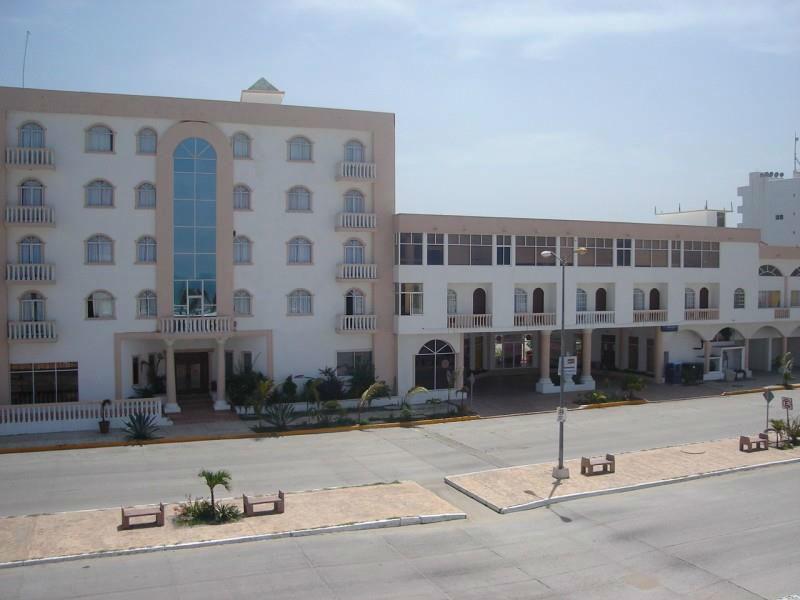 Hotel Doña Juana Cecilia en Tamaulipas