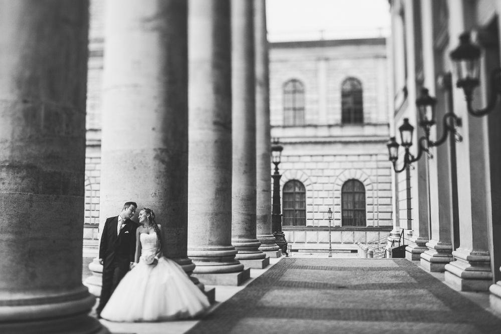 Beispiel: Professionelle Hochzeitsfotografie, Foto: Alex Ginis   AG Emotionale Fotografie.