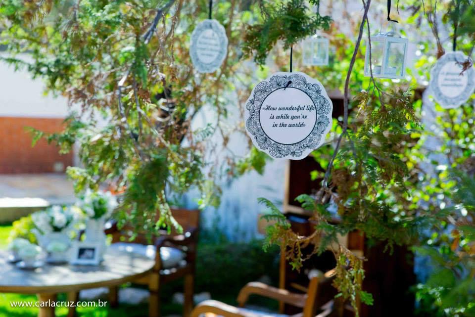 La Parti Decoração Personalizada. Foto: Carla Cruz