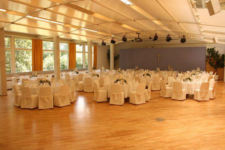 Beispiel: Festsaal, Foto: Schloss Seggau.